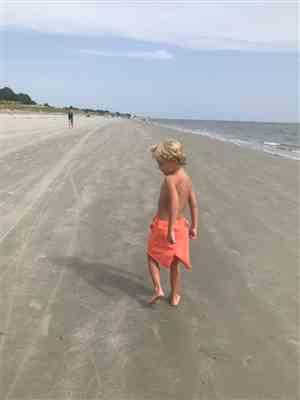 Laura R. verified customer review of Youth Original Fishing Shorts