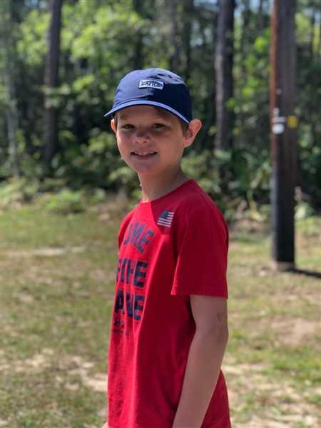 AFTCO YOUTH Original Fishing Hat Review