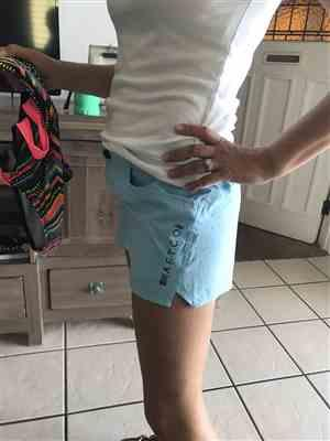 Daniel L. verified customer review of Women's Microbyte Fishing Shorts
