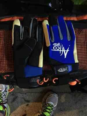 Daniel Rakers verified customer review of Release Glove
