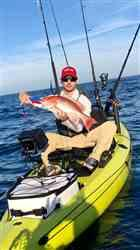 Matthew D. verified customer review of Original Fishing Pants