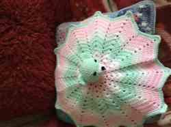 Margarita H. verified customer review of Crocheted Comforter in Cygnet Yarns Pure Baby