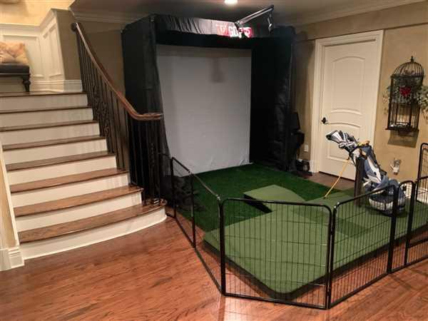 Steven Moss verified customer review of TruGolf Vista 8 Golf Simulator w/ E6 Connect