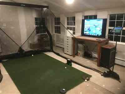 brian moyer verified customer review of SkyTrak Practice Golf Simulator Package