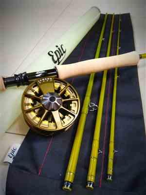 Affendi Goh verified customer review of 6wt - 686 FastGlass® Fly Rod Kit