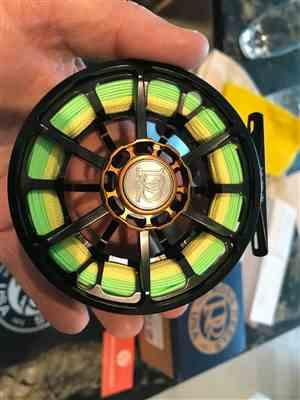 Dave N. verified customer review of Ross Reels Evolution LTX