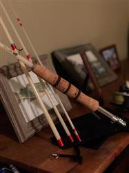 Joshua K. verified customer review of 580 FastGlass Fly Rod Blank