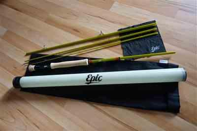 Simon M. verified customer review of 10wt - Bandit FastGlass® Fly Rod Kit