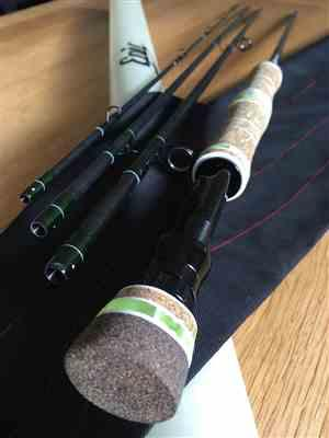 Anonymous verified customer review of 1090C Carbon Fiber fly rod blank - Blem