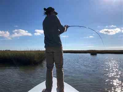 Mike Smith verified customer review of 8wt 888 FastGlass Fly Rod