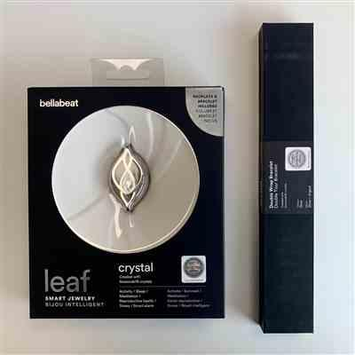 Laurentia Arnetta Koeatmodjo verified customer review of Leaf Crystal