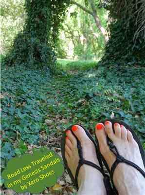 Ida J Kruger verified customer review of Genesis Barefoot-Inspired Sandal - Women