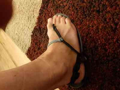 andre b. verified customer review of Cloud - Men's Barefoot Sandal