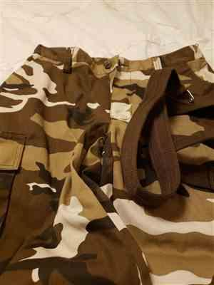 G-Style USA Belted Camo Cargo Shorts Review