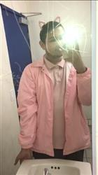 Mario O. verified customer review of Windbreaker Coach Jacket VOS - D14I