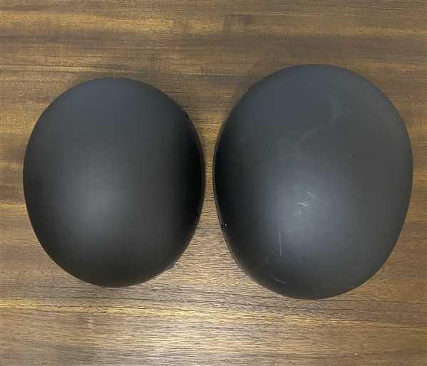 Bikerhelmets.com Smallest lightest DOT Beanie Helmet - Flat Black / No Peak Review
