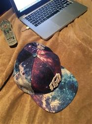 Lawrence R. verified customer review of Stardust Snapback