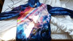 Minna K. verified customer review of Lost Gravity Pullover Hoodie