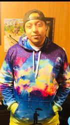 Aaron D. verified customer review of Till The Sky Falls Down Unisex Hoodie