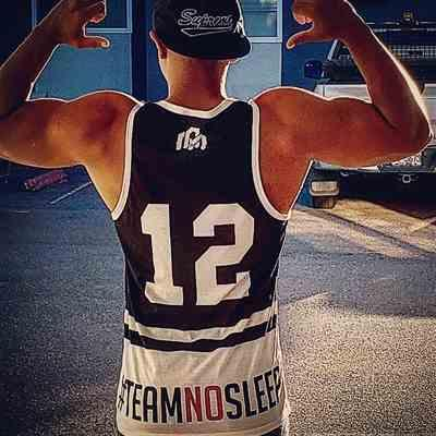 Anonymous verified customer review of Team No Sleep Mens Tank Top