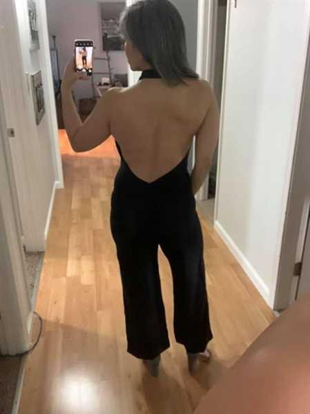 Anonymous verified customer review of Aria Jumpsuit