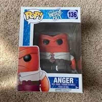 LUIS DAVID MORILLO ESPINOZA verified customer review of Pop! Disney #136: Inside Out: ANGER
