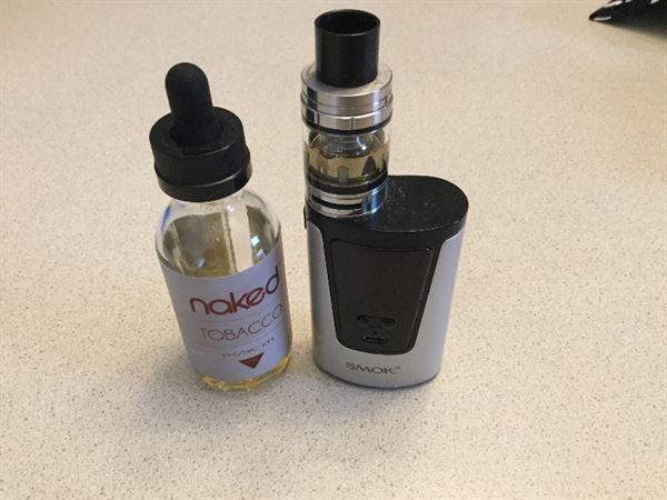 Thomas C. verified customer review of AMERICAN PATRIOTS TOBACCO BY NAKED VAPE JUICE