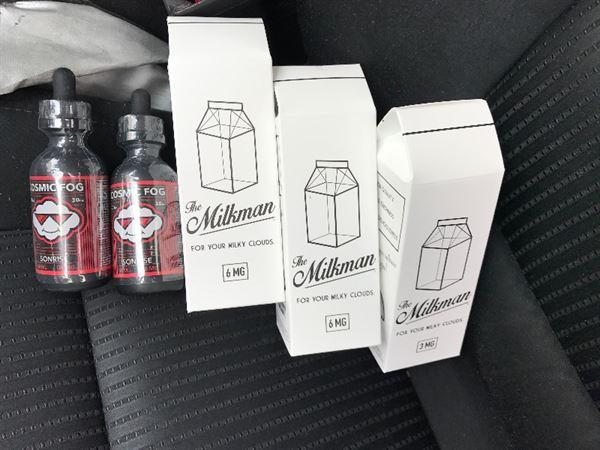 ecigaretteempire.com MILKMAN BY THE MILKMAN Review