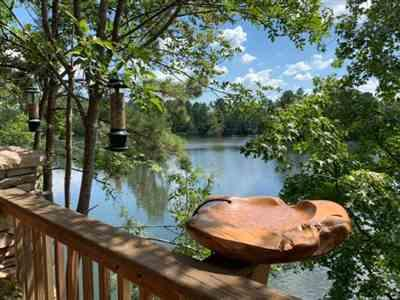 Darrell S. verified customer review of Natural Teak Ground Bird Bath