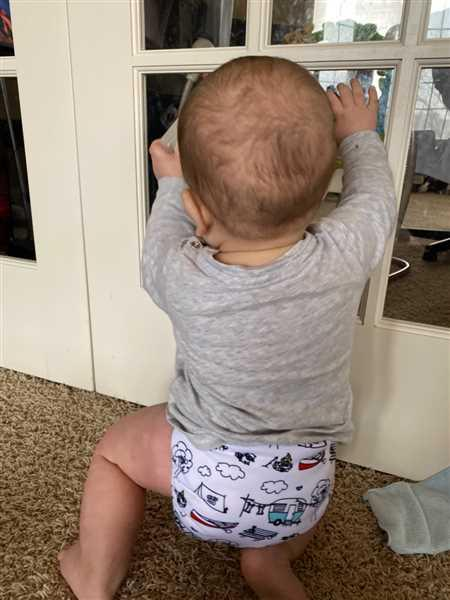 Green Mountain Diapers Thirsties Snap Natural One-Size All-in-One Diaper Review