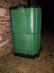 Anonymous verified customer review of Aerobin 400 Insulated Composter
