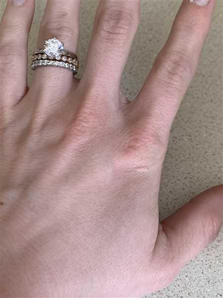 Tiger Gems 1.5 ct 6 Prong Solitaire Ring Review