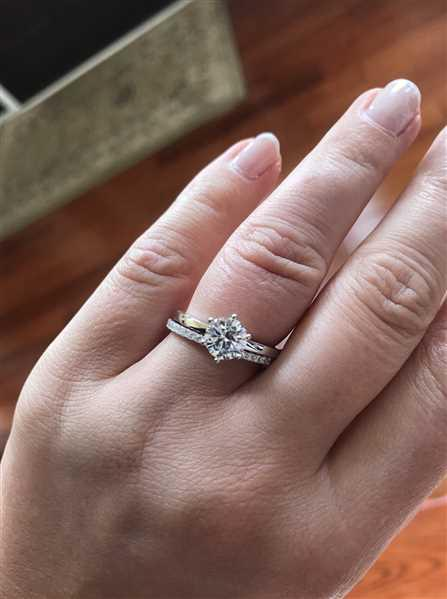 Tiger Gems 1.5 ct 6 Prong Solitaire Set Review