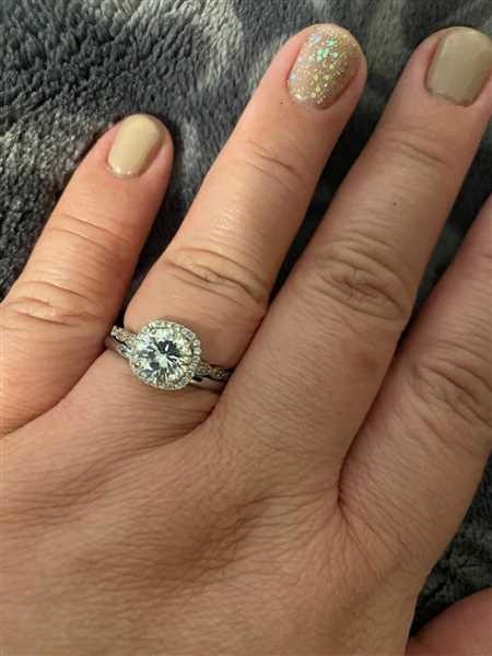 Tiger Gems 2.25 ctw Art Deco Halo Ring Review