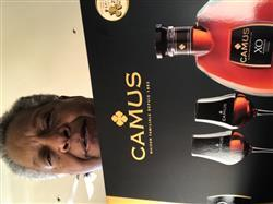 Dr R. verified customer review of Camus Elegance XO Cognac in Gift Set with Glasses