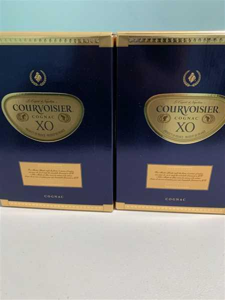 Wine Chateau Courvoisier Cognac XO Review