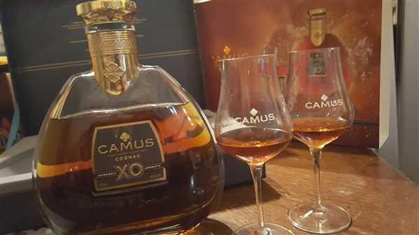 Anonymous verified customer review of Courvoisier Cognac XO