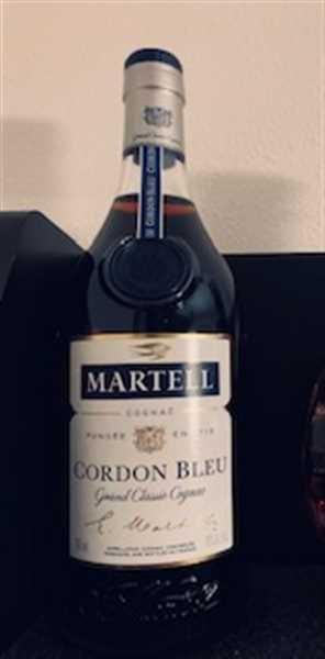 Wine Chateau Martell Cognac Cordon Bleu Review
