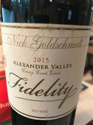 Wine Chateau Fidelity Crazy Creek Estate 2016 Review