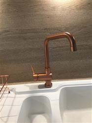 Nikola S. verified customer review of Primo Brushed Copper, kitchen mixer tap