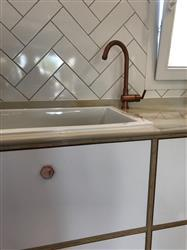 Laura D. verified customer review of Alto Rustic Copper, kitchen mixer tap