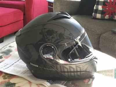 Phillip B. verified customer review of NEW - 580 Conquest Modular Helmet in Two Tone Apocalypse