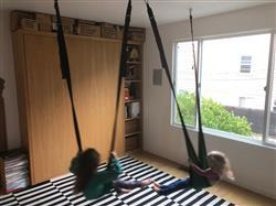 Felisa P. verified customer review of Indoor Hammock Hanging Kits
