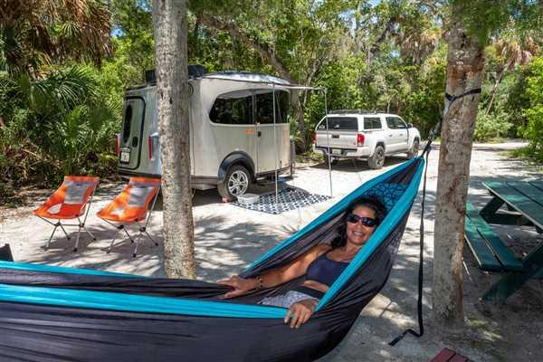 Perry J. verified customer review of Ultimate Hammocking Bundle