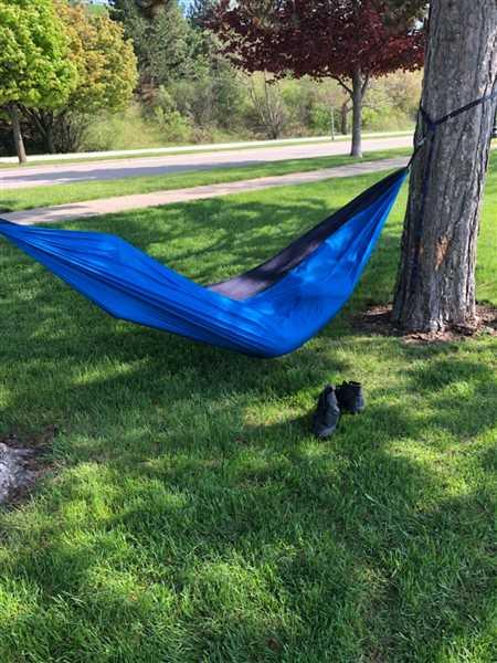 Live Infinitely  Ultimate Hammocking Bundle Review