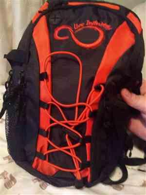 William Smith verified customer review of Hydration Backpack & 2.0L Water Bladder