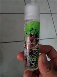 Federico R. verified customer review of 60mL Time Bomb Misfits - Twisty