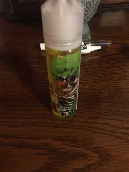James Smith verified customer review of 60mL Time Bomb Misfits - Twisty