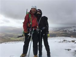 nathan e. verified customer review of Grivel Monte Rosa New Classic Crampon