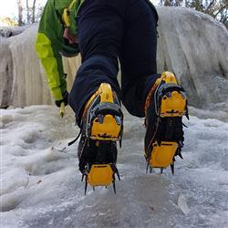 Kent-Ola M. verified customer review of Grivel G14 New Matic Crampon